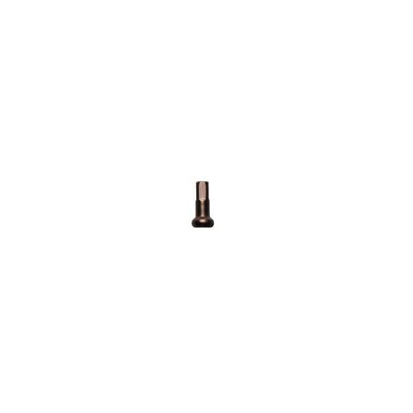 DT Pro Lock Alu-Nippel schwarz