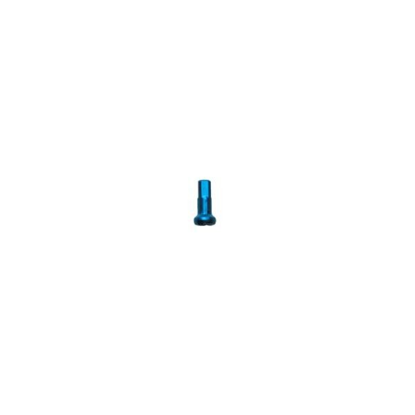 DT Pro Lock Alu-Nippel blau