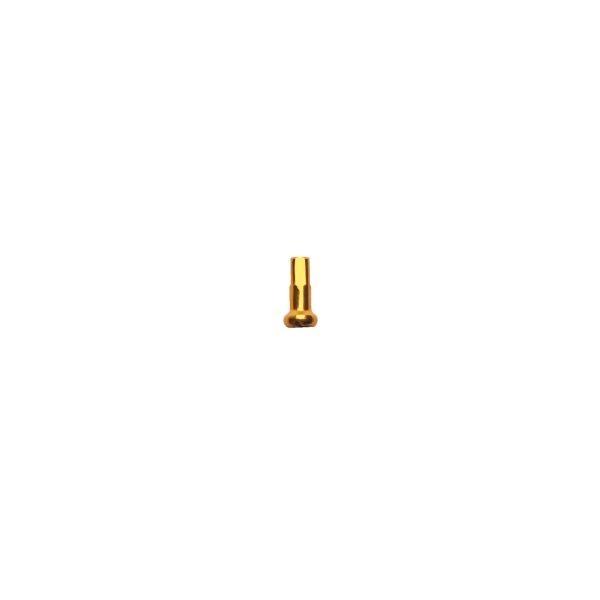 DT Pro Lock Alu-Nippel gold