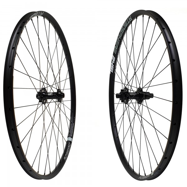 Fun Works N-Light Boost Atmosphere 24 SL Laufradsatz 29er 1530g