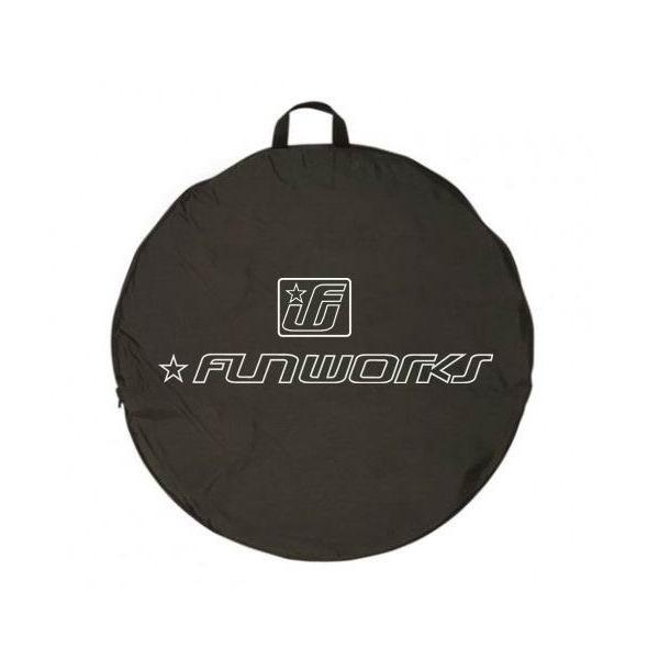 Fun Works Laufradtasche für 29 Zoll oder 650b MTB