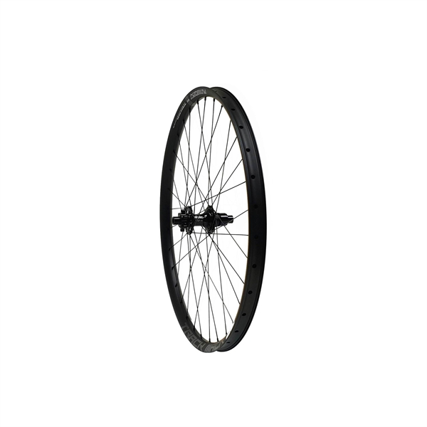 Fun Works N-Light Boost E-Bike Track Mack 30 Hinterrad 27,5 650b
