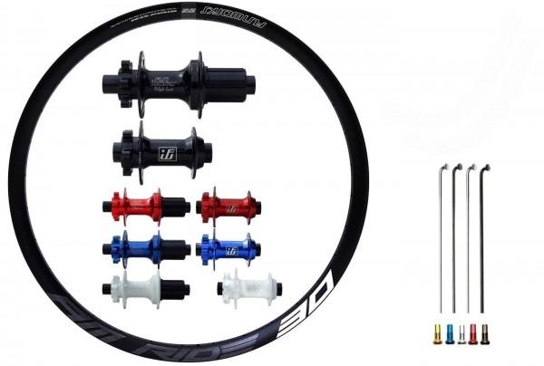 Fun Works N-Light Boost E-Bike Disc IS Custom Laufradsatz MTB 29er