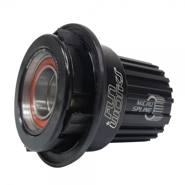 Fun Works N-Light One/Boost/4Way DLX Shimano Micro Spline Freilauf 12-fach Stahl Version